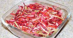 Эти салаты и вкусные, и очищающие организм, что неизбежно приводит к избавлению от лишних килограммов. 1. Очищающий салат «Метёлка» Чудесный салат, словно метлой выметает из организма шлаки и приносит огромную пользу. Это невероятно полезное блюдо — прекрасное средство почистить кишечник, прекрасно подходит для разгрузочных дней, поможет молодым мамочкам прийти в форму после родов. Выбирайте для «метелки» овощи с плотной структурой, не обрабатывайте их термически – и на определенное время…