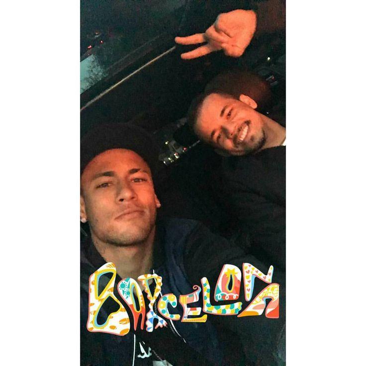 @neymarjr no snap !! #Neymar #SnapChat : neymarjr ✌