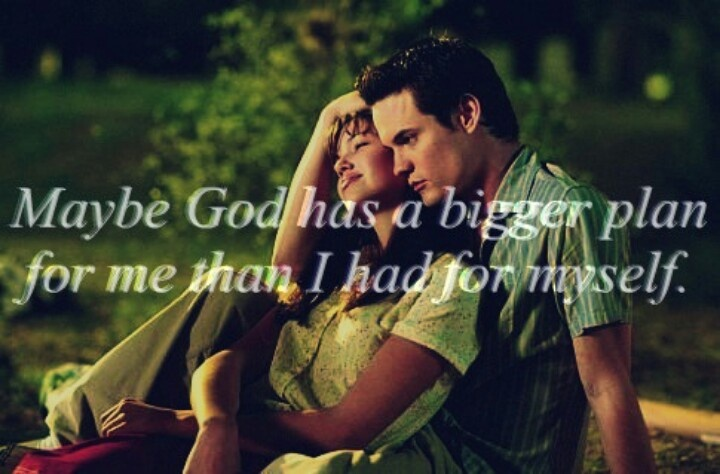 a walk to remember quotes movie - photo #9