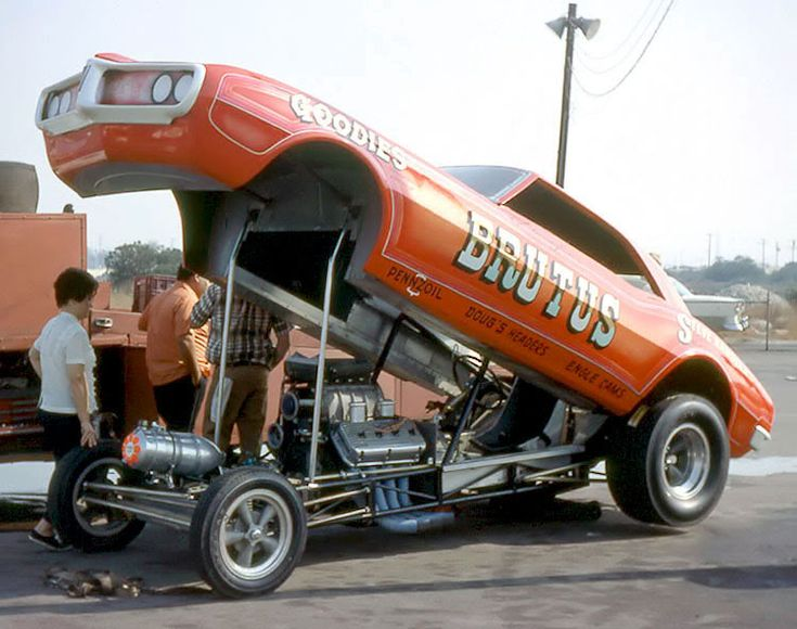 Funny Car For Sale Uk