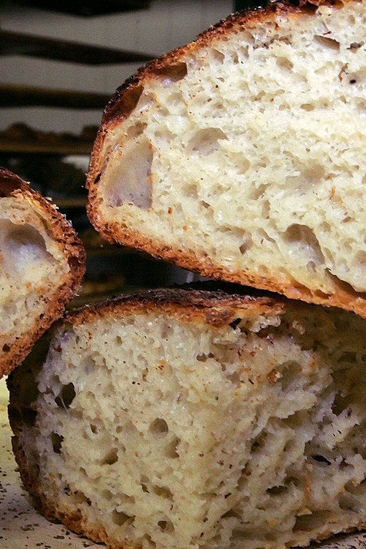 NYT Cooking: Here is one of the most popular recipes The Times has ever published, courtesy of Jim Lahey, owner of Sullivan Street Bakery. It requires no kneading. It uses no special ingredients, equipment or techniques. And it takes very little effort — only time. You will need 24 hours to create the bread, but much of this is unattended waiting, a slow fermentation of the dough...