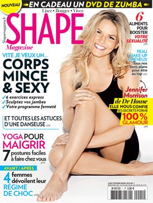 SHAPE reflects today's active woman. The active lifestyle is revolutionizing the way women feel about themselves and the ability to shape their active life with style. http://www.tripleclicks.com/14818999/detail.php?item=65483