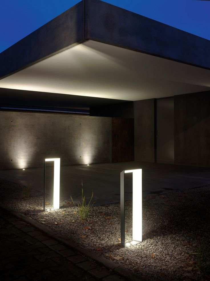 Amazing Arched Bollard With Built In Light BASE · Best Outdoor ...