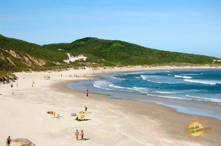 Galheta Beach - Florianópolis, SC