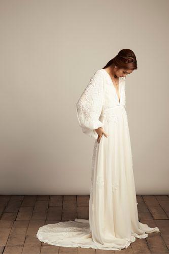 Vania Romoff Bridal   Francois