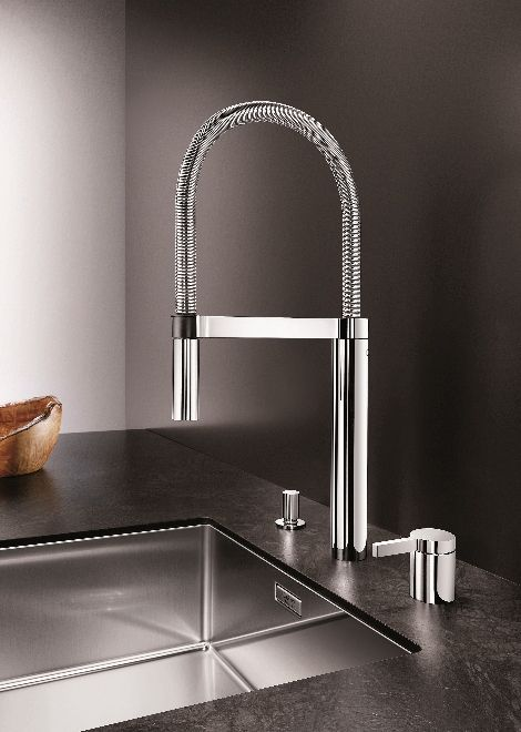 Stunning Blanco Culina Modern kitchen tap