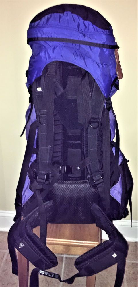 GREGORY BACKPACK WITH ATTACHED FANNY PACK #Gregory