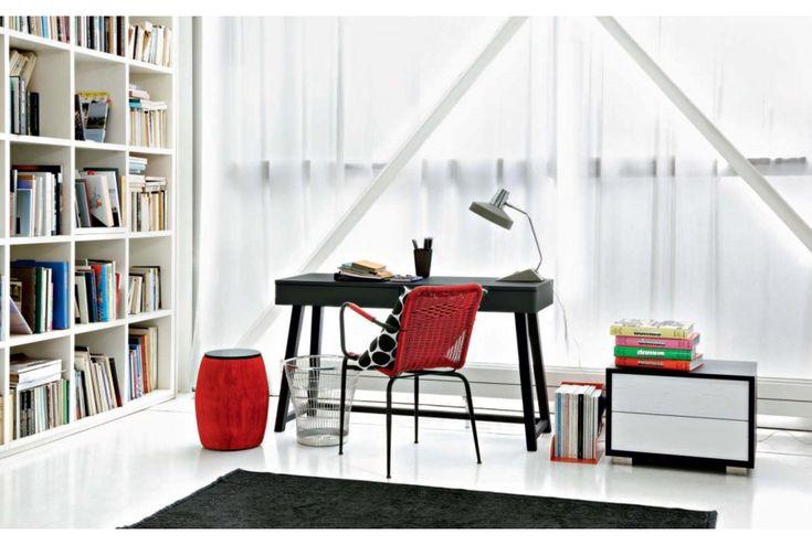 GRAY 50 Desk. To purchase these items contact RADform at +1 (416) 955-8282 or info@radform.com #modernfurniture #contemporarydesign #interiordesign #modern #furnituredesign #radform #architecture #luxury #homedecor #modernloft #loft  #office #homeoffice #modernoffice