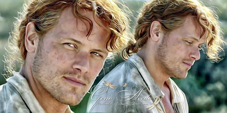 Ah, to be young and in love.  #Outlander from @geno_acedo on Twitter