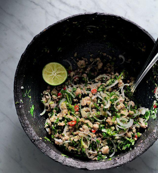 pork-herb-salad16   Lady and Pups – an angry food post