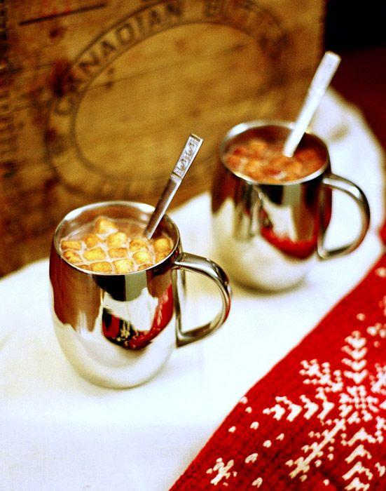 Kısa Kahve Molası: Kış Günleri İçin Süper Bir Sıcak Çikolata Tarifi!