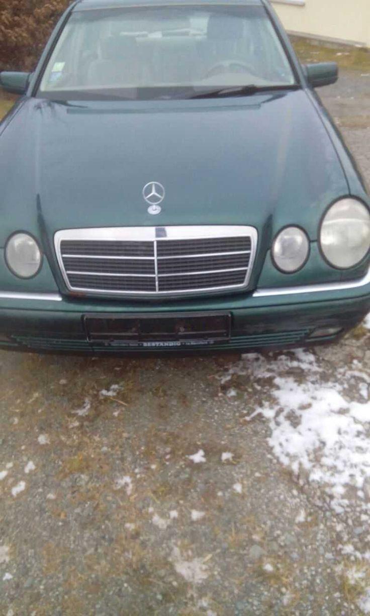 Mercedes Benz W210 E 200 CDI mit Tüv Neu