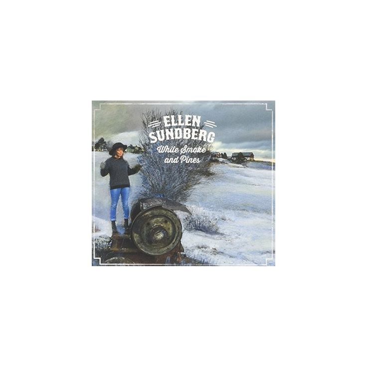 Ellen Sunberg - White Smoke & Pines (CD)