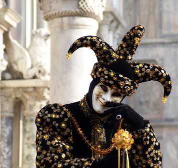 The Magnificent Venetian Celebration of Carnival #AFChef