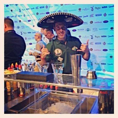 Hire a cocktail bartender in Birmingham www.hireabarman.com