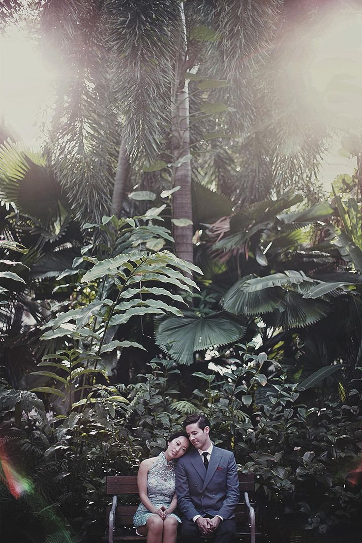 Discover some of the best spots in Singapore for couple photo-taking inspiration // Most Romantic Spots for Photo Taking in Singapore - Part 1
