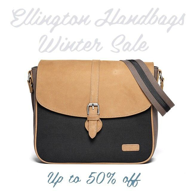 Ellington Handbags Winter Sale | Up to 50% off! | http://www.ellingtonhandbags.com/sale-items