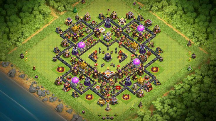 Th 11 Farming base - pre Oct 2016 update