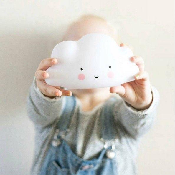 Новинка Облако Лица Ночник Детская Спальня Детская Лампы Мини Облако Игрушки…