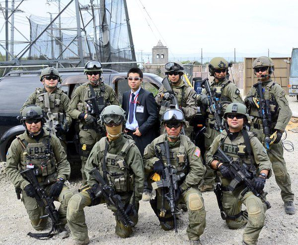 FBI HRT Team · Special AgentAirsoftLaw ...