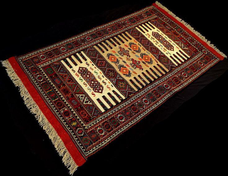 Persian / Iranian  KILIM,HandWoven persian  KILIM rug,Decoraive Kilim Rug,Handmade Kilim,Ethnic Kilim,Colorful Kilim Rug by persiansouvenir on Etsy
