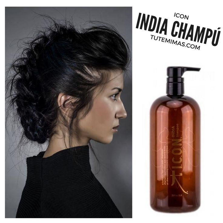 ¿Has probado ya el #champú de aceites reconstituyentes #INDIA? Descubre un champú único, enriquecido con ingredientes #antienvejecimiento que nutren y curan el #cabello aportando #brillo y #fuerza.  🌟Manteca de karité🌟 Aceite de Moringa🌟 Aceite de Argán🌟 Extracto de algas🌟 Aceite de aguacate🌟 Aceite de oliva🌟 Proteínas de Soja, Avena y Arroz🌟 Aloe Vera🌟 Vitaminas A, B5, C y E... ¿Lo quieres al mejor precio, sin gastos de envío y en sólo 24 horas? Haz clic aquí 👉