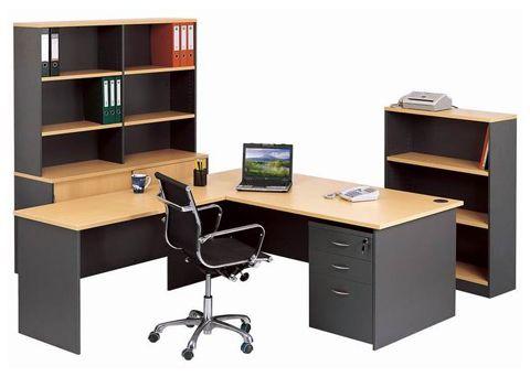 B Credenza Desk - Price On Application