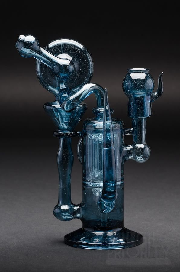 1 Clear Blue #weed #pipe #bong #marijuana #smoke #maryjane