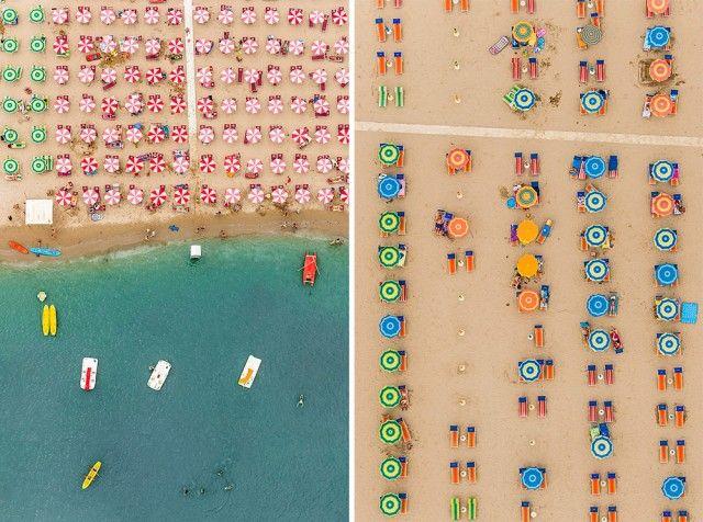 Praias Italianas - Bernhard Lang #3