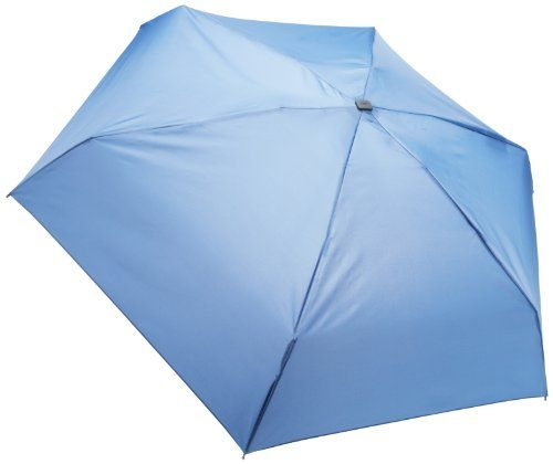 totes Auto Open Close Compact Umbrella  Steele Blue  One Size >>> Click image to review more details.