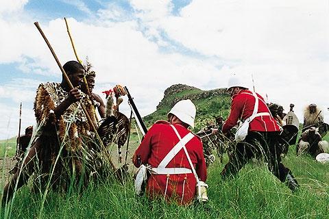 Fugitives Drift, KwaZulu-Natal  http://www.n3gateway.com/the-n3-gateway-route/the-battlefields-route.htm
