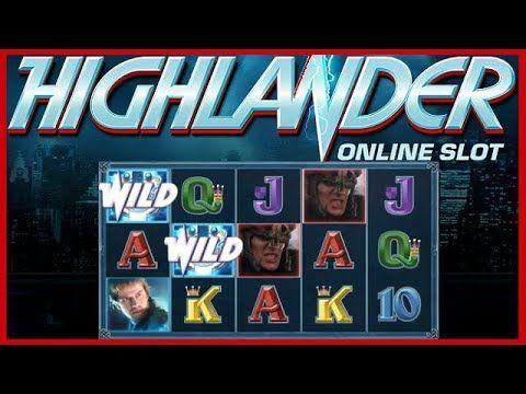 Highlander Online Slot from Microgaming