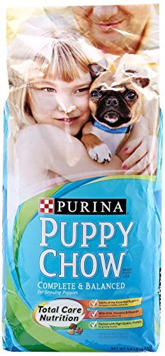 Purina Puppy Chow Dry Dog Food 8lb -- You can get more details by clicking on the image. (Note:Amazon affiliate link)