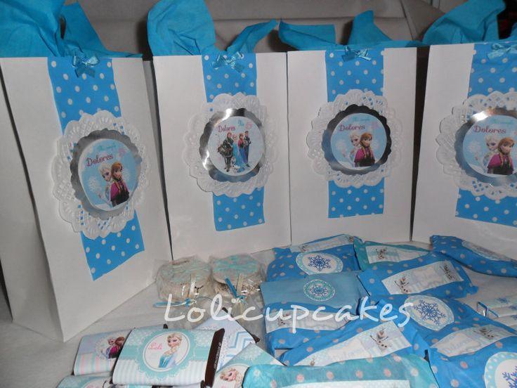 Bolsitas Souvenirs Frozen Impresas Personalizadas Candy Bar - $ 60,00 en MercadoLibre
