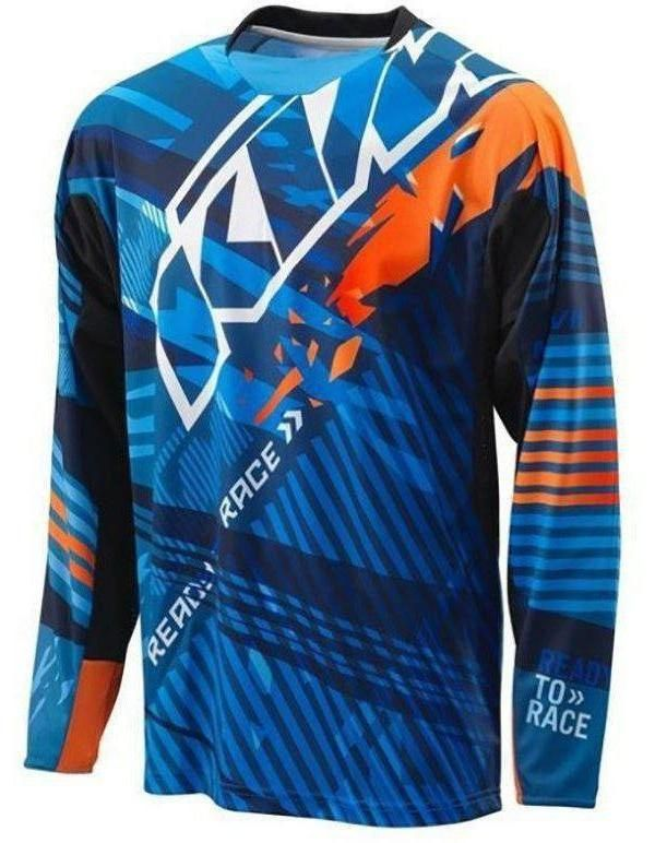 Download Blue Camouflage Motocross Racing Jersey Badminton T Shirts Motocross Racing Motocross