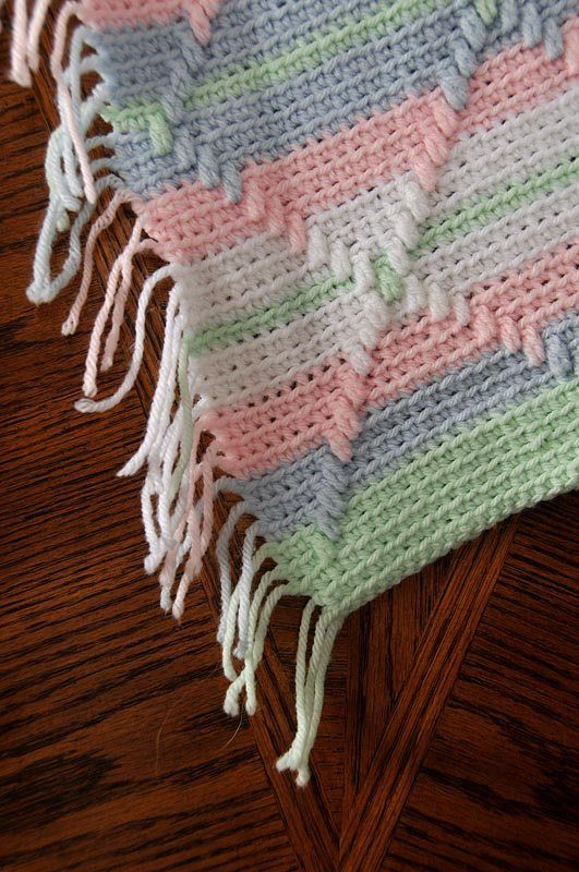 *Free Crochet Pattern: navajo blanket pattern | sewing ...
