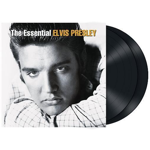 The essential Elvis Presley - LP dle Presley, Elvis