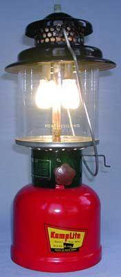 Propane lantern, stove, & heater manufacturers A - B
