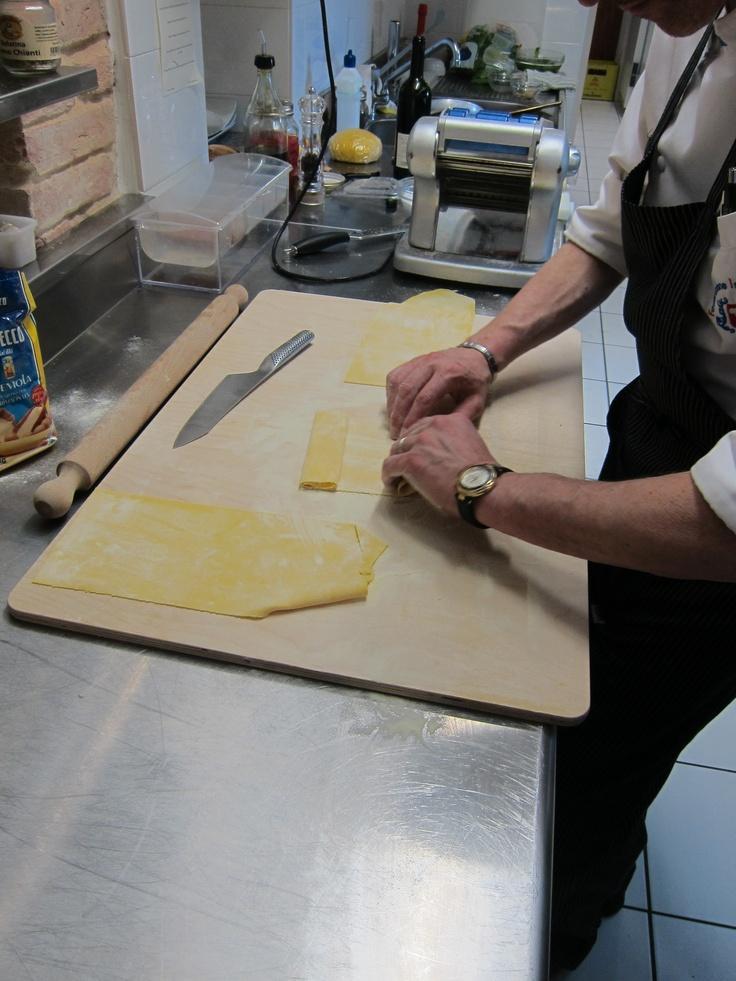 Corsi di Cucina - Pasta fatta in casa