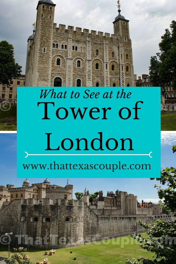 Are you planning a trip to London?  Then you must visit the Tower of London.  This post provides you with insightful information to make the most of your visit to the Tower of London.  #toweroflondon #london #londontower #visitlondon via @That Texas Couple