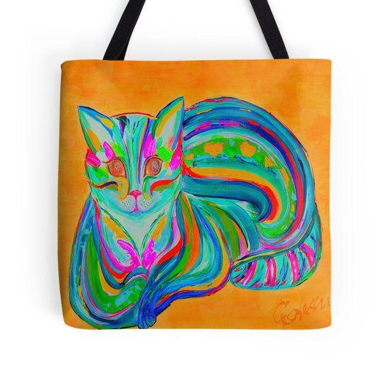 Orange - Rainbow Cat