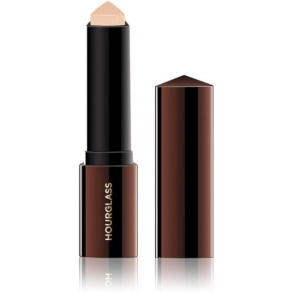 Hourglass Women's Vanish Seamless Finish Foundation Stick - Blanc-Colo (63 NZD) ❤ liked on Polyvore featuring beauty products, makeup, face makeup, foundation, colorless, long wearing foundation, long wear foundation and hourglass cosmetics