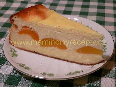 Tvarohový koláč (nízkokalorický)