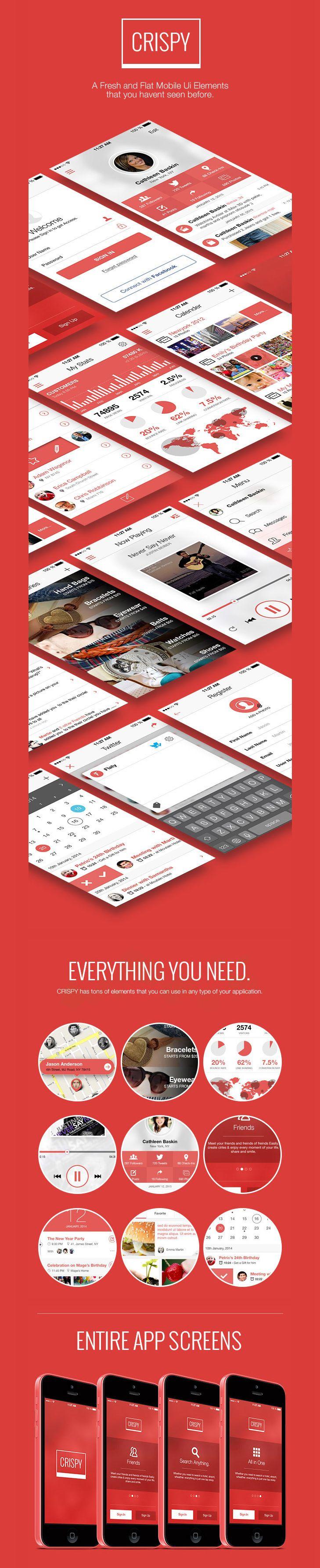 App UI design Inspiration
