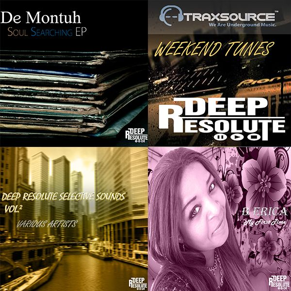 Get All Your Weekend Tunes Now On Traxsource