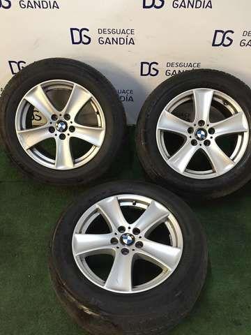 . Llantas de aluminio, BMW X3, Tama�o: R 18. Precio por unidad.