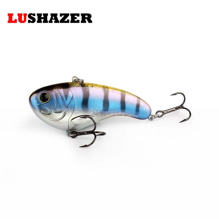 Ilure fishing lure 7.9g 17.2g VIB ice fishing bait hard lures isca artificial wobbler fishing tackle China free shipping  EUR 2.89  Meer informatie  http://ift.tt/2wSkzGo #aliexpress