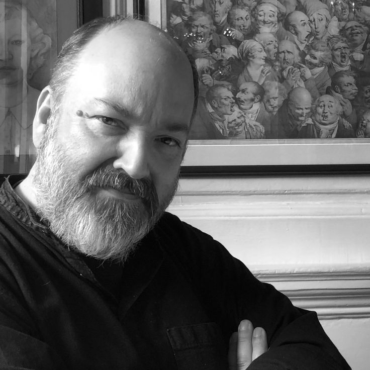 "Virtual Memories Show 250: Dave McKean ""Everything is in the words. Now matter how many pretty pictures I put in a comic, it's never going to be worth anything without the words.""…"