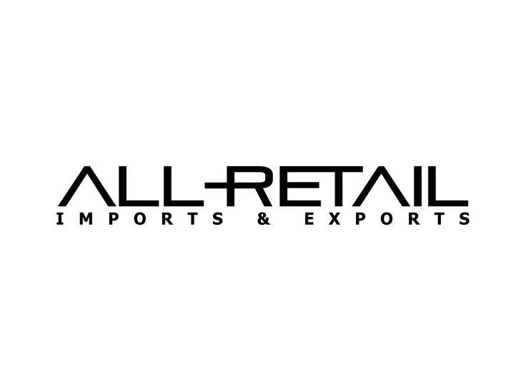 Cliente : Jaime Lampe / Lorena Tassara. Empresa : All Retail. Rubro : Importaciones y Exportaciones desde y hacia China. Trabajo : Creación de logotipo corporativo. Software : Illustrator.