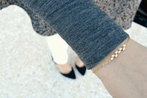 Bungalow 9 dainty bracelet